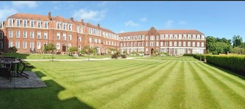The Quadrangle, Hunmanby Hall, Hunmanby, Filey